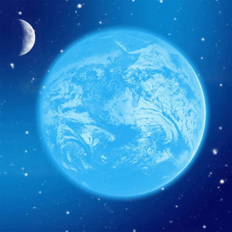 高分辨率地球大陆笔刷