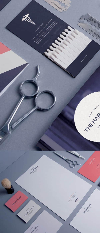 28个企业VI品牌艺术设计方案欣赏