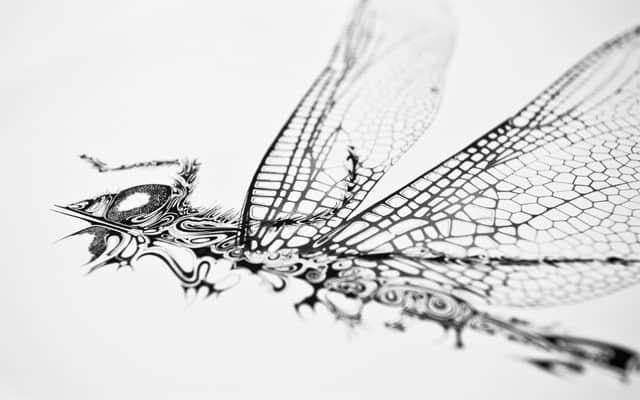 11张笔墨绘画效果艺术创作