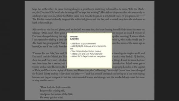 Windows 8平台Adobe Reader Touch更新:加入注释功能 Adobe新闻  design information