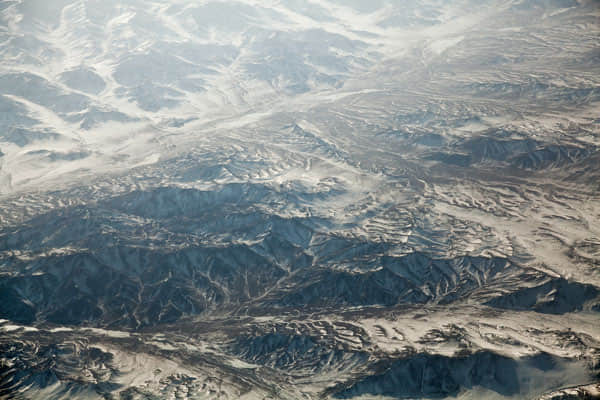 《Above Gobi》高空航拍戈壁摄影 高空摄影 航空摄影 戈壁摄影  photography