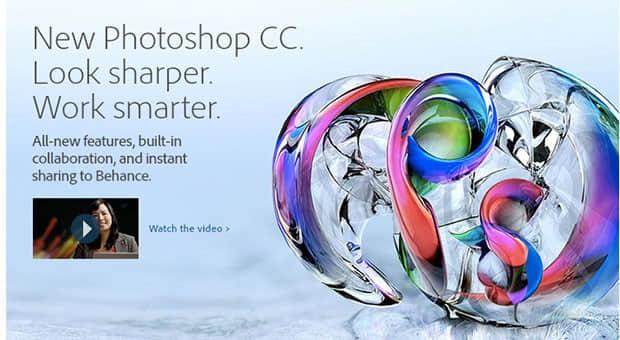 Adobe 推出最新版 Creative Cloud 软件,价格仍是争论焦点 Adobe资讯 Adobe Creative Cloud资讯  design information