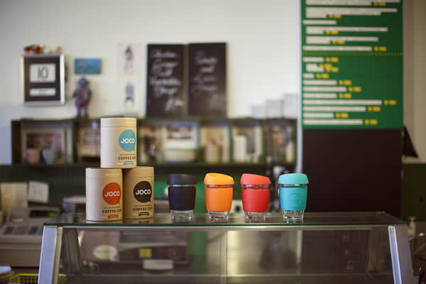 JOCO咖啡杯品牌VI设计