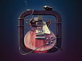 Dribbble-Gibson-Les-Paul-by-Zhivko-Terziivanov