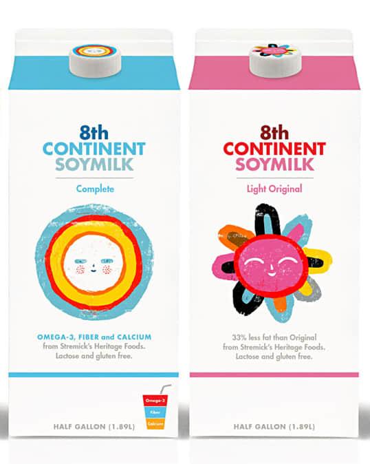 海量软饮料食品包装设计实例参考 #.1
