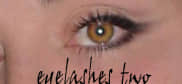 一套简单的眼睫毛效果photoshop笔刷素材 眼睫毛笔刷 化妆笔刷  characters brushes
