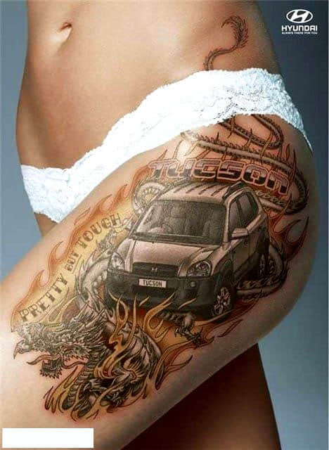 4-creative-ads-honda-tattoo