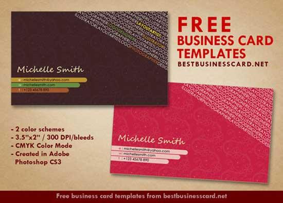 artist-business-cards