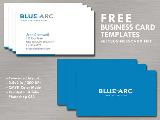 blue-business-cards