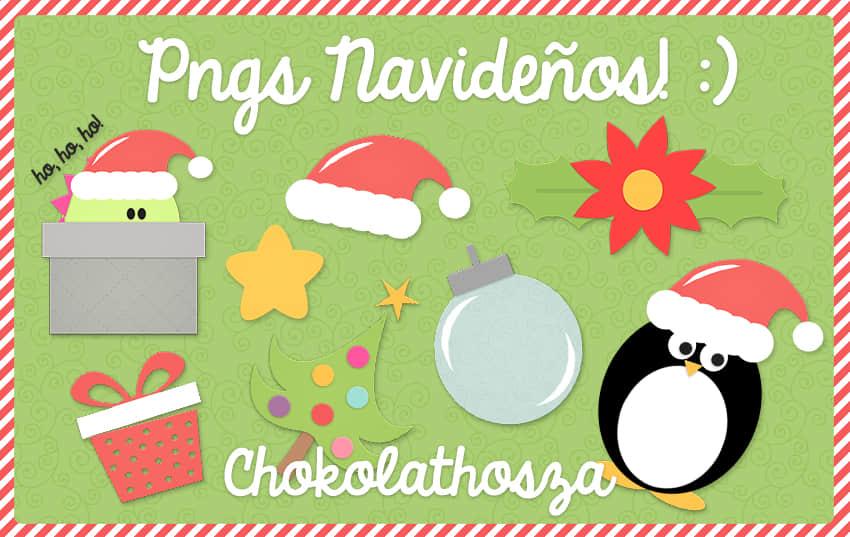 25个可爱的卡通圣诞节装扮美图秀秀、可牛影像素材下载
