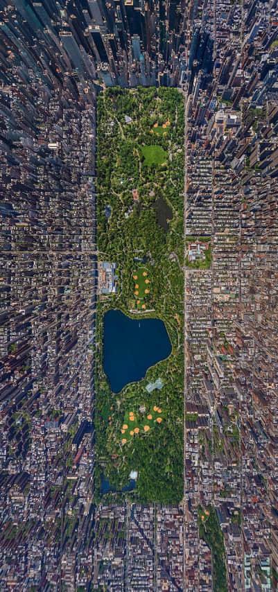 从照片的另一个是视角来发现,好的景点不再有 照片的另一面  design information