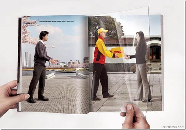 有意思的创意立体【杂志平面广告设计】给你不一样的广告体验效果 杂志广告设计 国外广告艺术  %e5%b9%bf%e5%91%8a%e8%89%ba%e6%9c%af