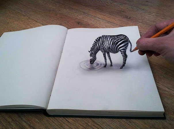 29-3d-pencil-art