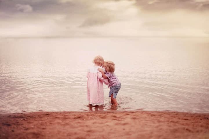 美妙的天使丘比特摄影-告诉你儿童摄影中的天使感觉