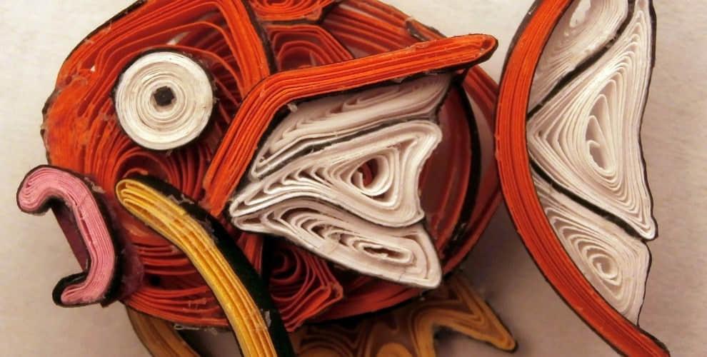 """创意 """"卷纸艺术"""" 之神奇宝贝 纸艺术 卷纸艺术  %e5%88%9b%e6%84%8f%e7%94%9f%e6%b4%bb"""