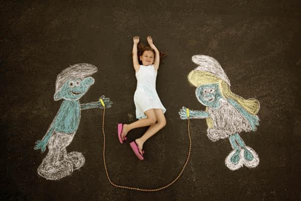 儿童摄影的秘诀!如何给自己的宝宝拍拍摄写真专辑留下童年的记忆? 摄影技术 儿童摄影  photography