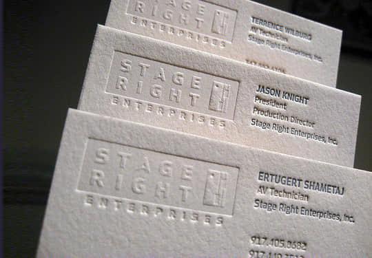 50张干净整洁的白色名片设计方案
