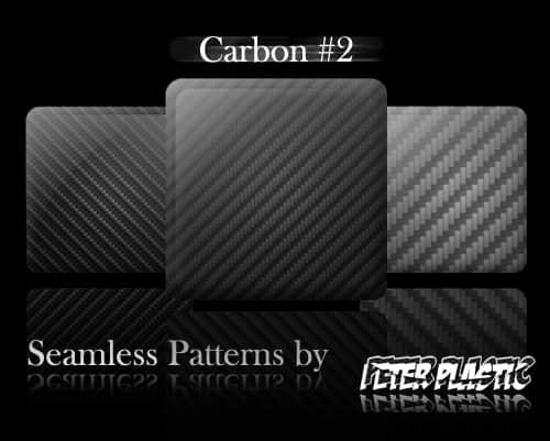 碳纤维纹理Photoshop填充素材.pat下载