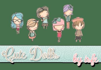 可爱幼稚的小学女生卡通造型之美图秀秀素材笔刷包免费下载