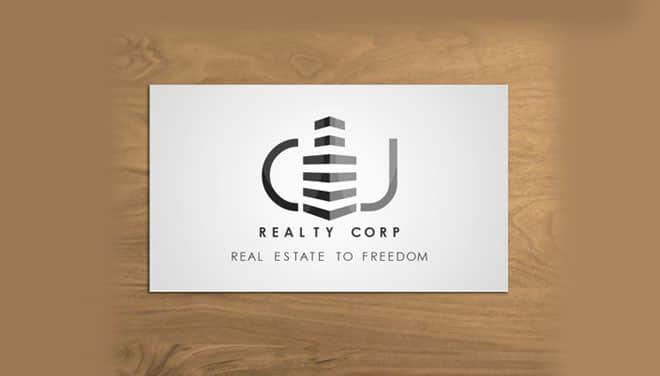40张房地产公司专用的名片设计思路解决方案