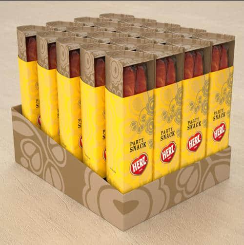 国外酒瓶包装与肉制品包装设计思路参考