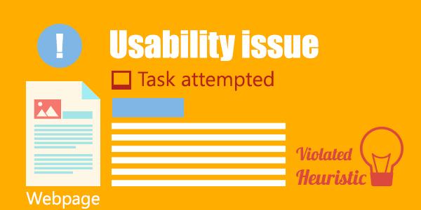 对于web如何进行可用性启发式评估?