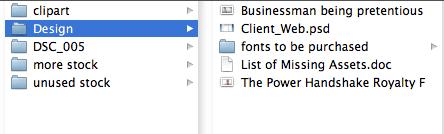 【Photoshop创作礼仪】之 文件管理