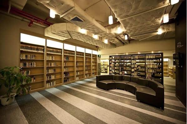 汕头大学图书馆-国内设计前沿