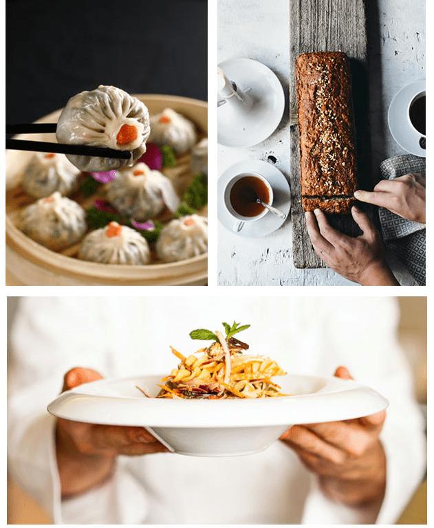 餐饮设计的秘诀:字体、图形、色彩的讲解