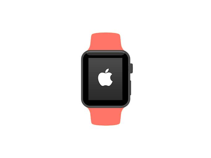 Apple Watch UI免费PSD素材下载