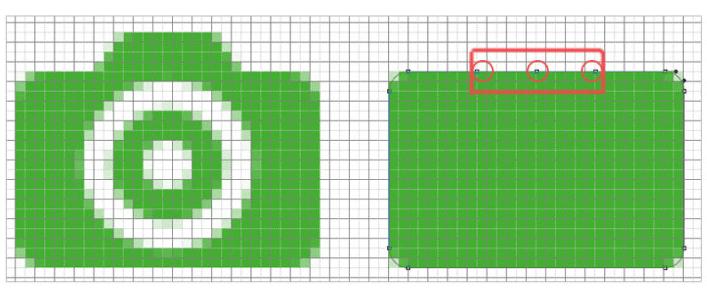 新手入门【UI设计】教程篇之:Photoshop图标设计中的细节与技巧