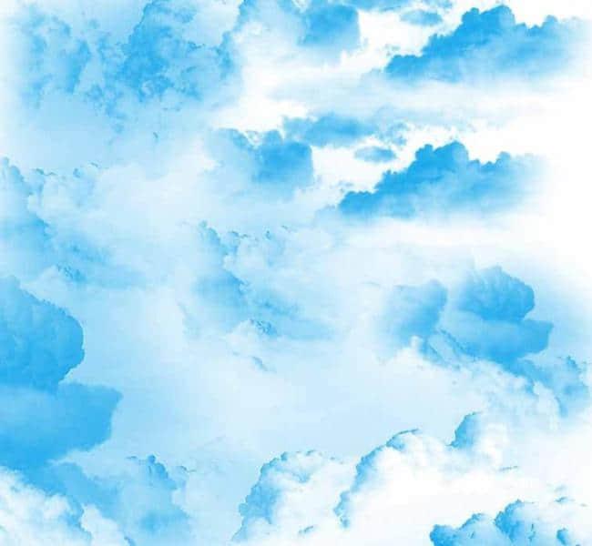 真实高空云朵Photoshop笔刷下载