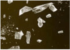 玻璃碎片、碎裂的玻璃渣子PS笔刷素材