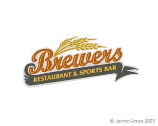 21个麦穗造型logo设计方案欣赏