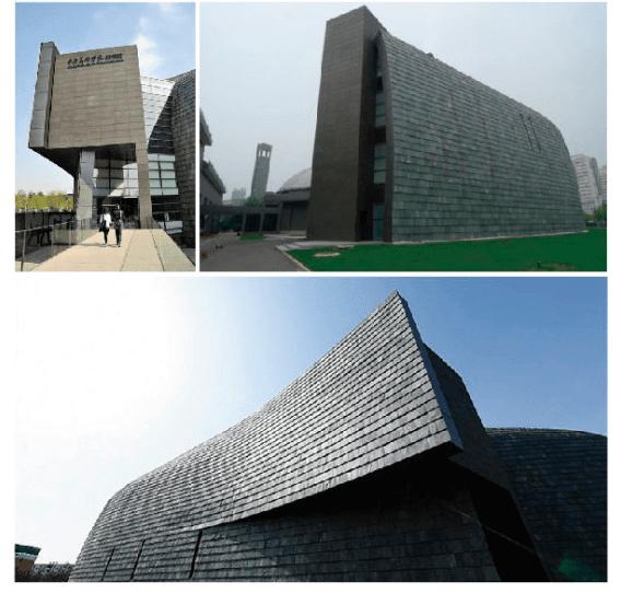 美院狂热者:无型中的形——中央美术学院当代美术馆  design information
