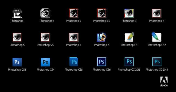 今年Photoshop已经25岁了,你知道吗?PS 1.0版本只有一个工程师!