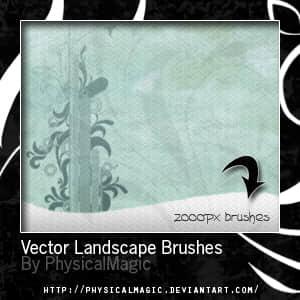 照片相片边框素材PS笔刷 边框笔刷 美图笔刷  adornment brushes