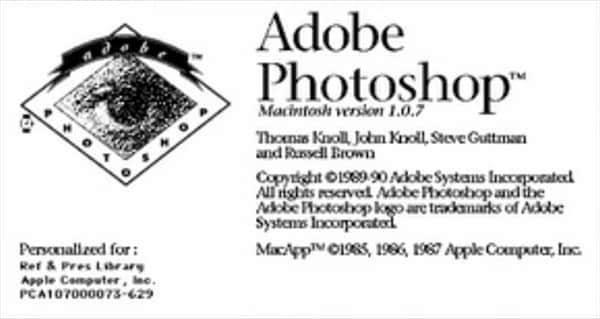 国外PS大牛遇到Photoshop1.0笑声不断:今年PS已经25岁了 PS新闻  design information