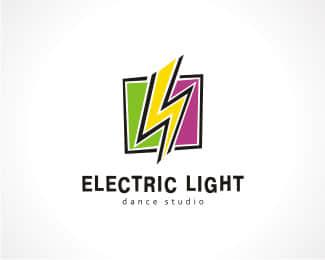 15个闪电造型标志logo设计合集
