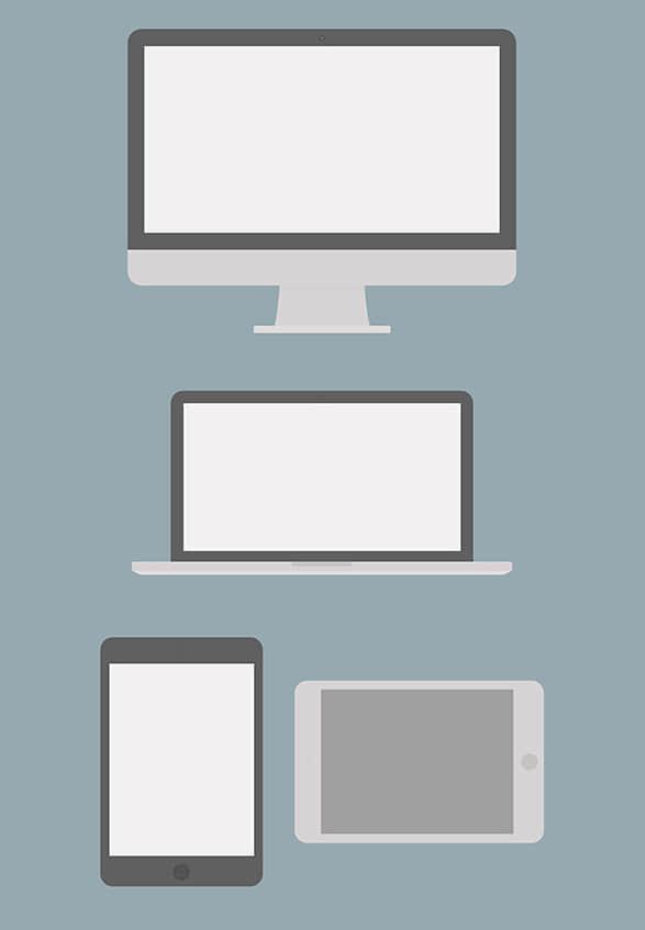 免费PSD苹果设备UI图形素材