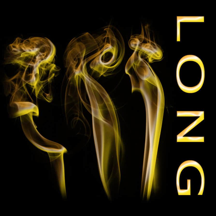 香烟状烟雾、青烟、烟火Photoshop烟雾笔刷