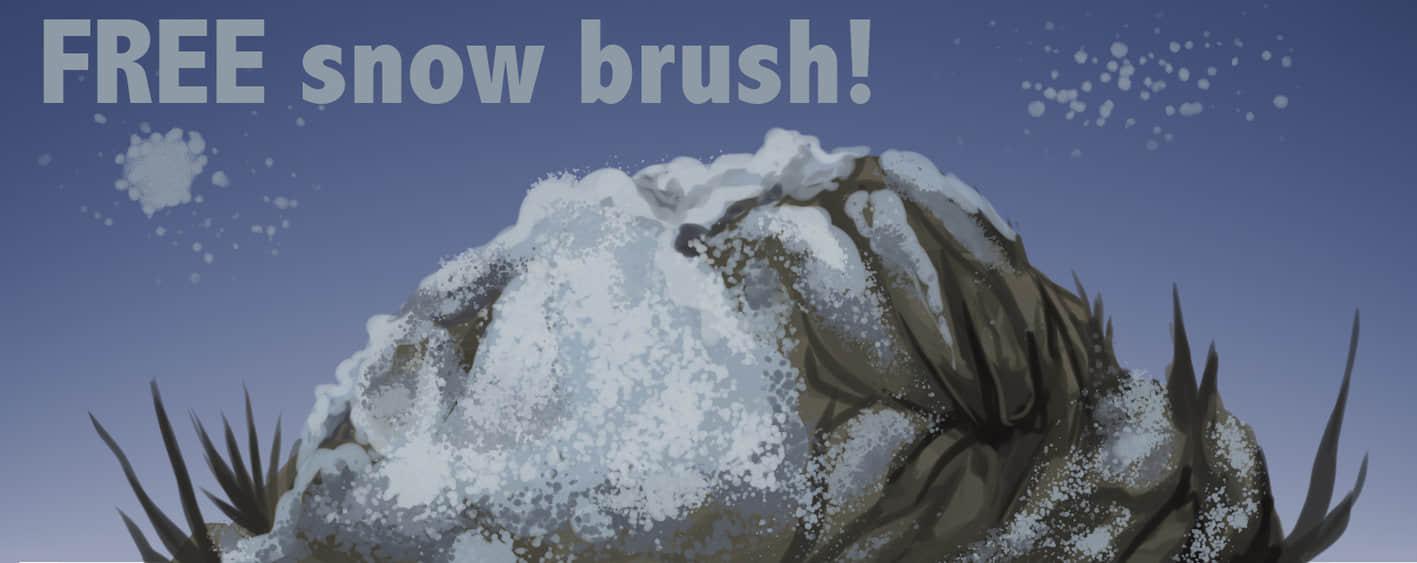 点阵效果CG绘画Photoshop笔刷素材 点阵笔刷 CG笔刷  photoshop brush