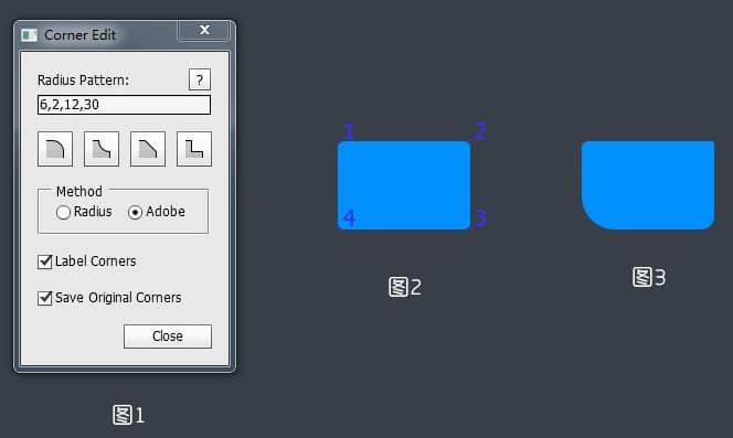 UI设计神器:Photoshop圆角编辑功能增强插件-Corner Editor 2015 最新版下载