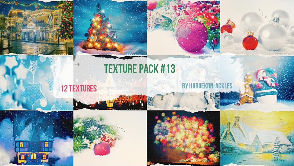 12张圣诞节背景图片素材下载(PNG格式) 圣诞节素材  background brushes