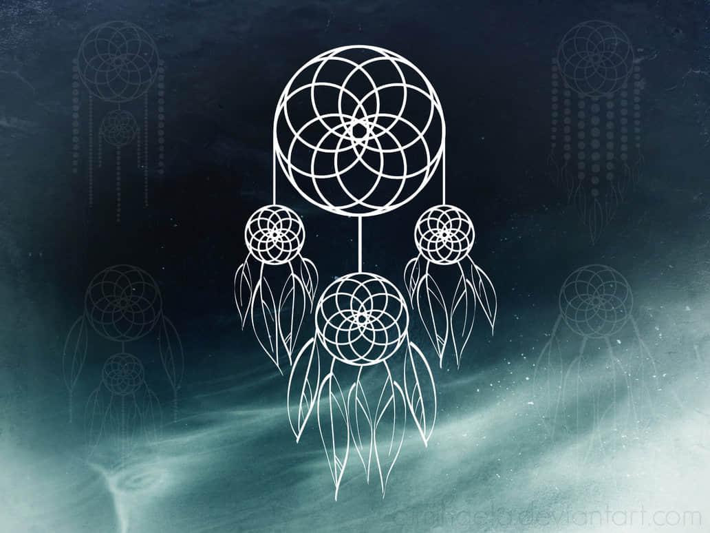 5种手绘梦想的风铃可爱饰品PS笔刷下载
