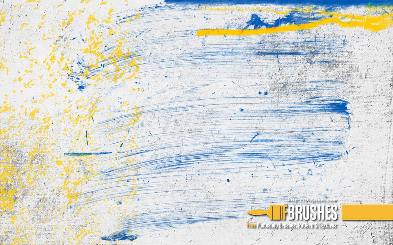 油漆刷子涂抹痕迹PS笔刷下载 刷痕笔刷 刷子笔刷  %e6%b2%b9%e6%bc%86%e7%ac%94%e5%88%b7