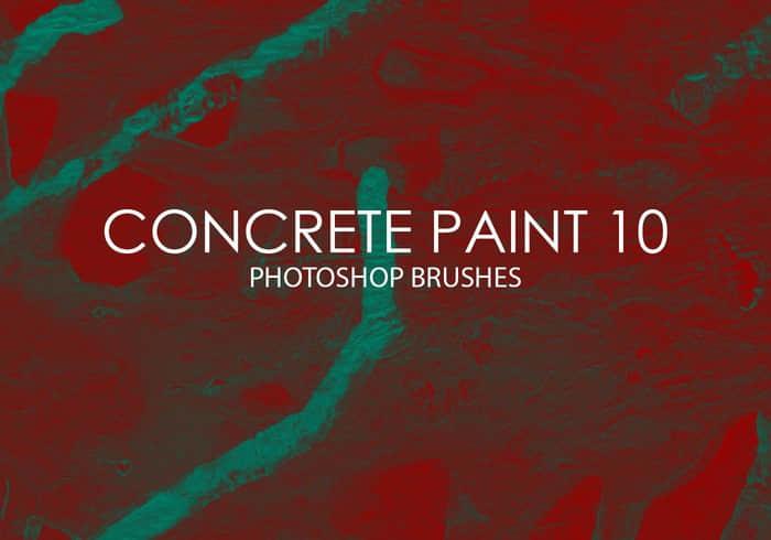 10种混凝土涂料Photoshop笔刷 混凝土笔刷  %e5%a2%99%e5%a3%81%e4%b8%8e%e5%9c%b0%e9%9d%a2%e7%ac%94%e5%88%b7