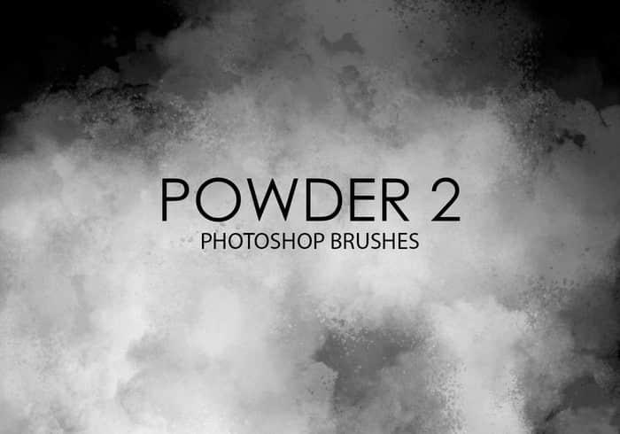 又来一组高级粉尘、尘土环境PS灰尘笔刷下载