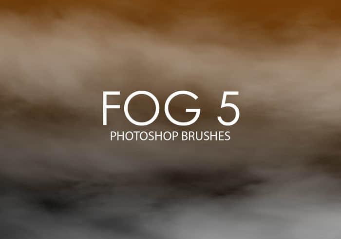 又一组高清雾气、水蒸气、大雾环境效果PS水汽笔刷