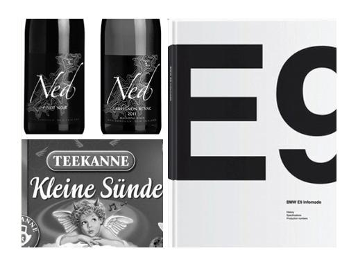 字体设计:英文字体的气质和选用详解(二)